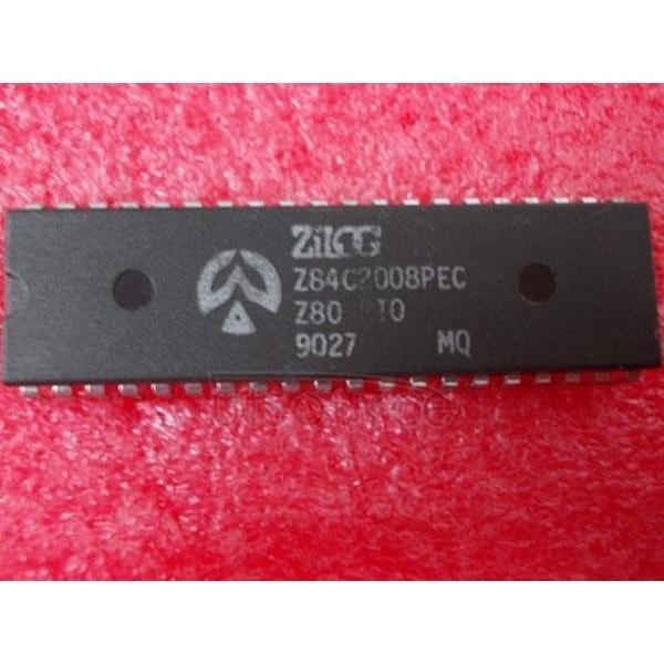 Z84C2008PEC - circuito integrato