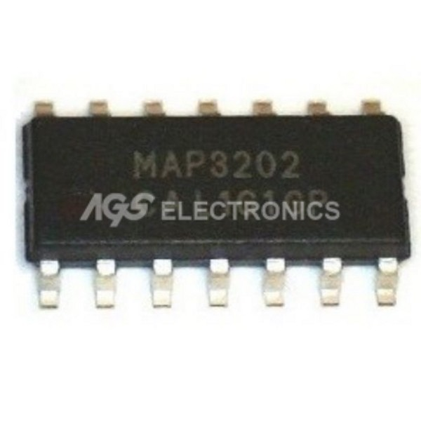 Karte 3202 high Effizienz switch mode led driver MAP3202